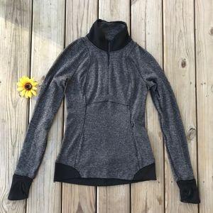 Lululemon Half Zip Pullover Herringbone NWOT